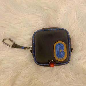 Coach Hybrid Pouch Initial Patch
